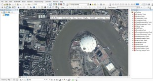 How to combine ArcGis with Bing Maps