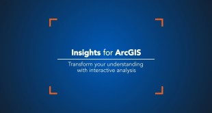 Insights for ArcGIS