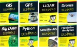 10 Geospatial E-books for Dummies