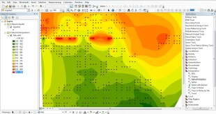 ArcGis Interpolation By Natural Neighbor