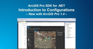 ArcGIS Pro SDK – Introduction to Configurations