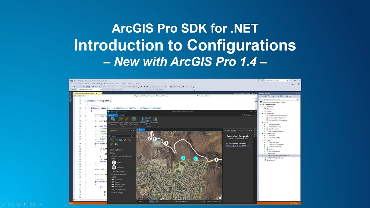 Arcgis mobile sdk