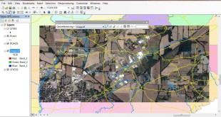 Georeferencing in ArcGIS