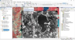 Georeferencing in ArcMap using Reference Image