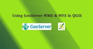 Geoserver WMS and WFS in QGIS projects