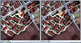 How to compare Fused – Pansharpened WorldView-2 images with QGIS and PanFusion