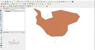 How to create a polygon, cut it and merge