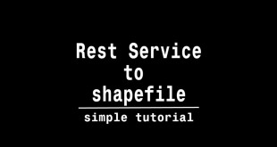 How to Download shapefile (SHP) from Arcgis Rest Services