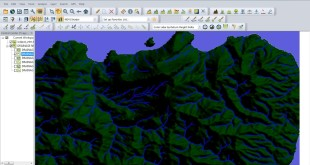 How to generate Watershed using Global Mapper