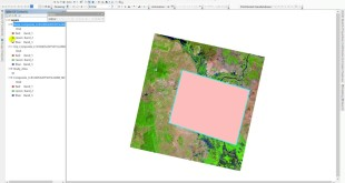 How to Mask raster image within a minute