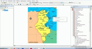 Map Layout Using ArcGis 10.2 – ArcGis Lessons