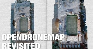 OpenDroneMap Revisited – and the Results are Impressive