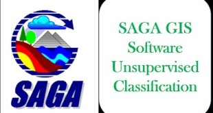 SAGA GIS Software Unsupervised Classification