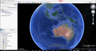 Tutorial Georeferencing wih Google Earth using Arcgis