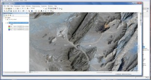 4h Reprojecting Geologic Contact Vector Files for Google Earth using ARCGIS