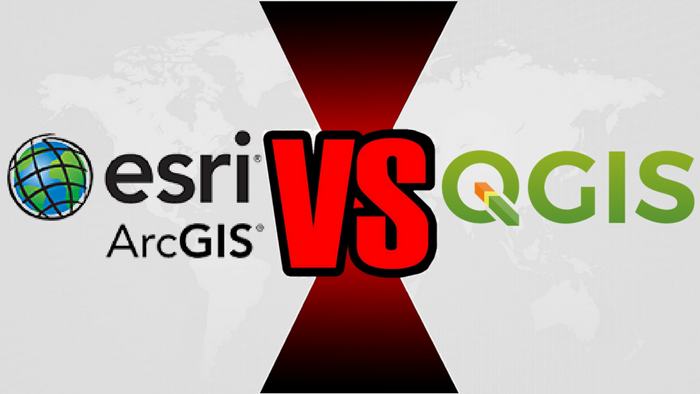 ArcGIS vs QGIS - 10 Most Important Differences Between