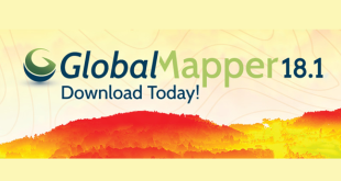 Download Global Mapper 18.1 Released with Improved 3D Viewing