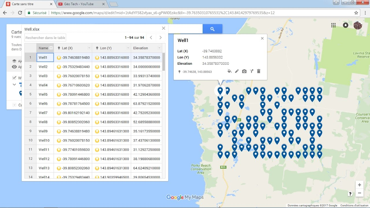 adding-excel-data-to-google-maps How To Upload My Address In Google Map on