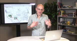 Advances in Cartography (2014 Coursera)