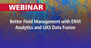 Better Field Management with ENVI Analytics and UAS Data Fusion | Webinar