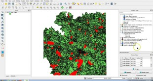 Clean invalid vector geometries with QGIS and the LWGEOM library