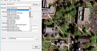 Download Images from Google, Bing, ArcGIS x21 zoom