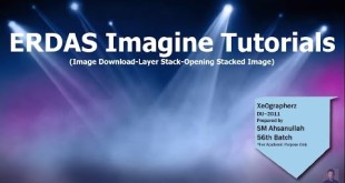 ERDAS Imagine Tutorial 1 (Landsat Image Download, Layer Stack, Opening Stacked Image)