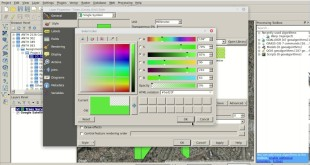 QGIS 2.15 — OpenLayers and vector digitizing