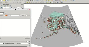 QGIS 2.15 — thematic mapping and cartography
