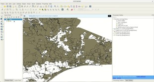 Using QGIS task manager for background layer saving