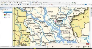 Working with Map Projections and Coordinate Systems in ArcGIS