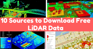 10 Sources to Download Free LiDAR Data