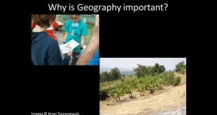 Geography: A Video Lecture