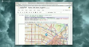Introduction to Python GIS for Data Science