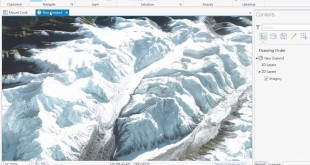 Navigate maps and scenes in ArcGIS Pro