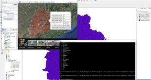PostGIS – ogr2ogr.exe – Export PostGIS table to GML, KML