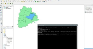 PostGIS – pgsql2shp.exe – Export table to Shapefile using SQL statements – Command Line
