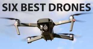 Six best drones for anyone looking to get airborne