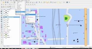 Tutorial 7: Use of Geo-processing tools (Intersect)- QGIS 2.0
