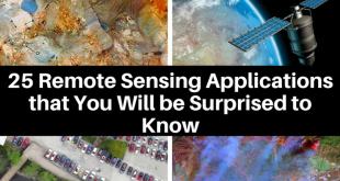 25 Remote Sensing Applications that You Will be Surprised to Know