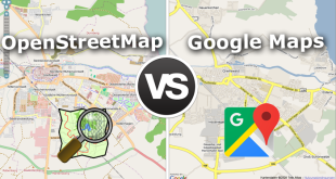 Google Maps vs OpenStreetMap