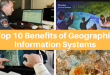 Top 10 Benefits of Geographic Information Systems