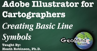 Adobe Illustrator for Cartographers 11: Creating Basic Line Symbols