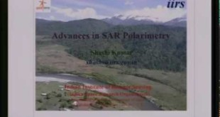 Advances in SAR Polarimetry