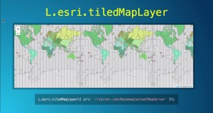 Building Apps with Leaflet and the Esri Leaflet Project