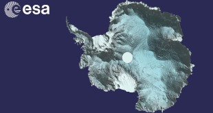 CryoSat data used to develop 3D map of Antarctica