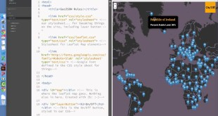 GeoJSON and Leaflet, Part 1