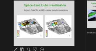 GRASS7 New Features and Tools for Spatio Temporal Analytics and Visualization