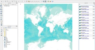 QGIS Using Quick Map Services Search
