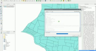 QGIS – v.generalize.simplify – Simplify by Smooth vectorized polygon lines